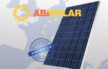 Европейские фотомодули от ABi-Solar