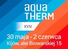 Atmosfera na Aqua Therm 2017