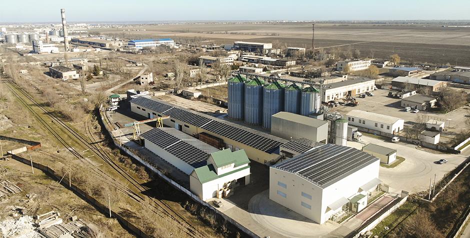Taryfa zasilania przemysłowego, region Chersoniu 0,62 MW