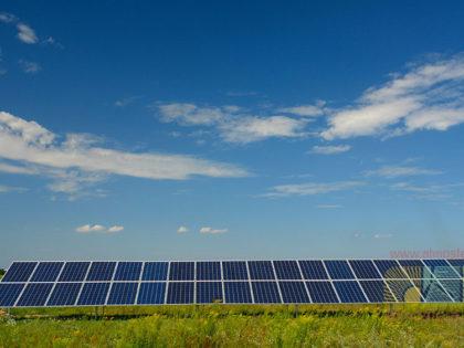 Autonomiczny system nawadniania słonecznego, obwód kijowski